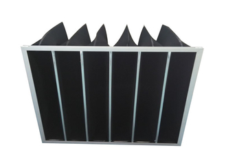 Industrial Activated Carbon Washable Home Air Filters Portable Pocket Type